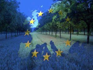 I confini europei dell'agroforestazione
